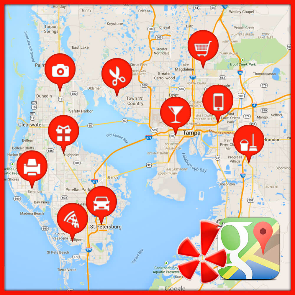 Local SEO and Google Maps/Yelp: How Can It Helps?
