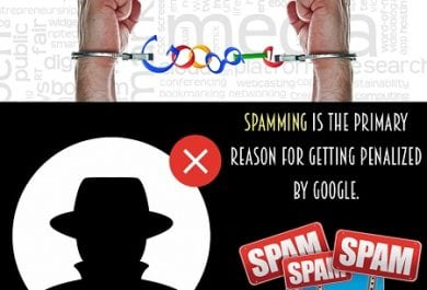 Be Good Or Get Penalized By Google