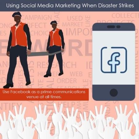 Using Social Media Marketing When Disaster Strikes