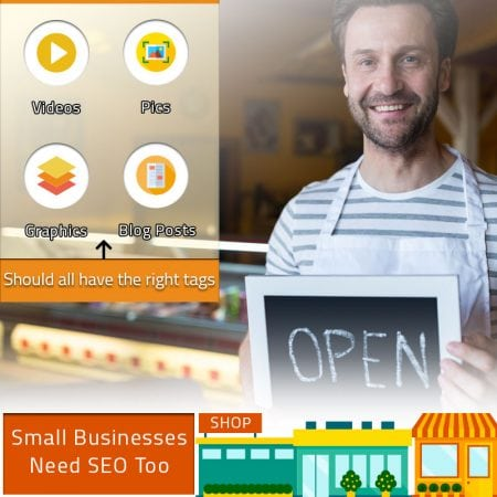 Small Businesses Need SEO Too
