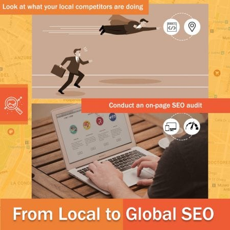 Ways Local SEO Differs From Global SEO