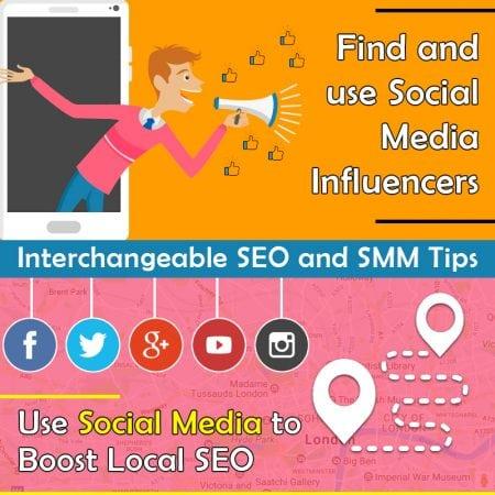 Social Media Marketing and SEO Tips