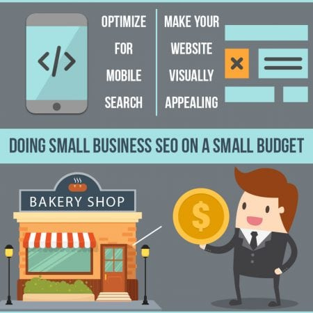 Doing Small Business SEO on a Small Budget