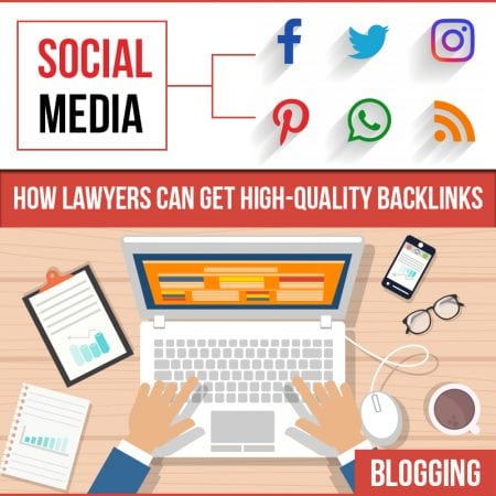 How to build backlinks for lawyer website