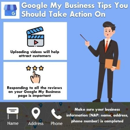 Google My Business Tips You Should Take Action On
