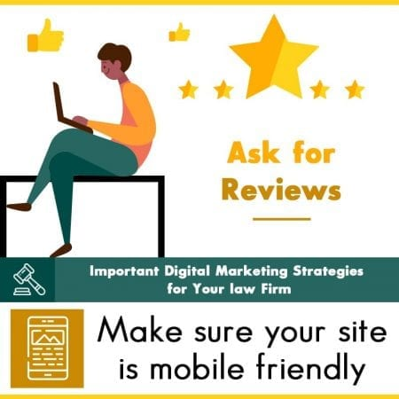 Important Digital Marketing Strategies For Your Law Firm