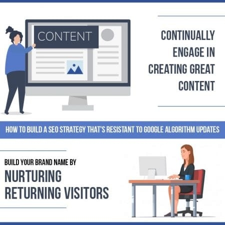 How to Build a SEO Strategy That's Resistant to Google Algorithm Updates