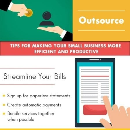 Tips for Making Your Small Business More Efficient and Productive