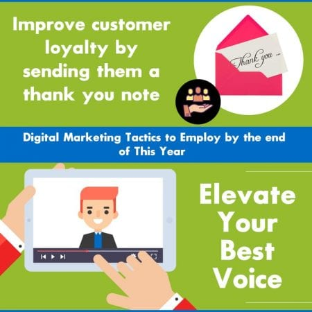 Digital Marketing Tactics To Employ By The End Of This Year
