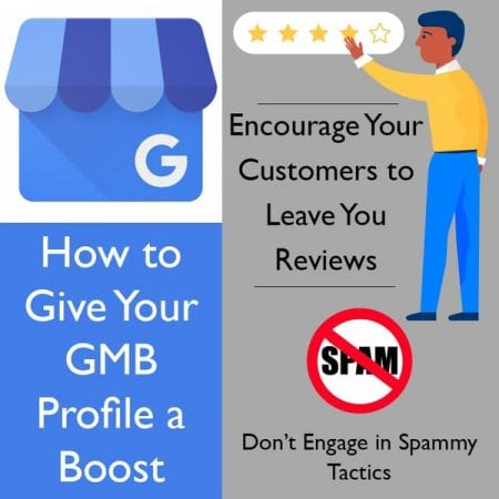 How to Give Your GMB Profile a Boost
