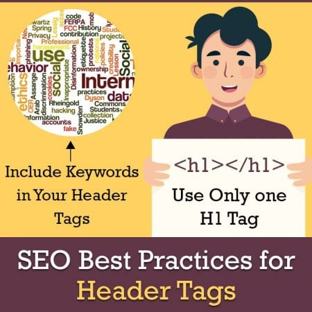 SEO Best Practices For Header Tags