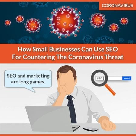 How Small Businesses Can Use SEO For Countering The Coronavirus Threat