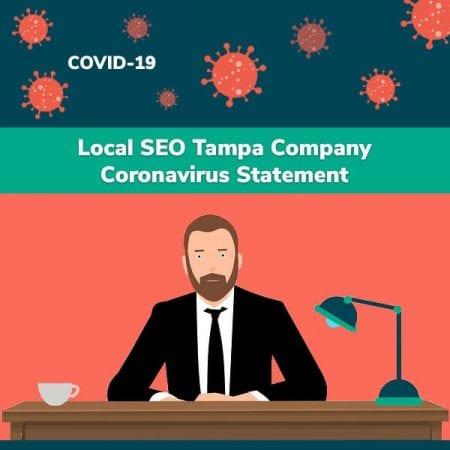 Local SEO Tampa Company Coronavirus Statement