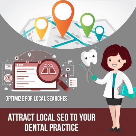 Attract Local SEO To Your Dental Practice