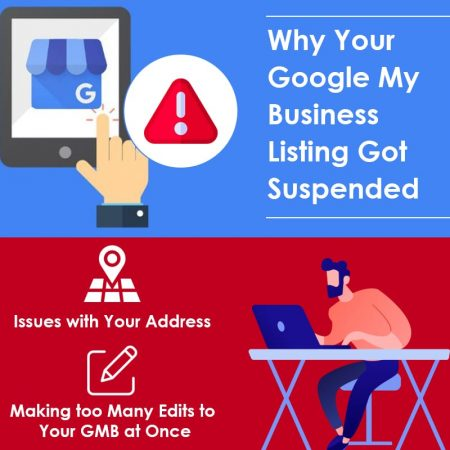 Why Your Google My Business Listing Got Suspended