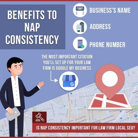 Is NAP Consistency Important For Law Firm Local SEO?