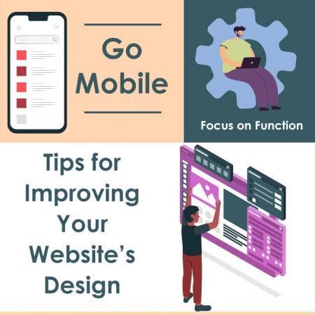 Tips For Improving Your Website's Design