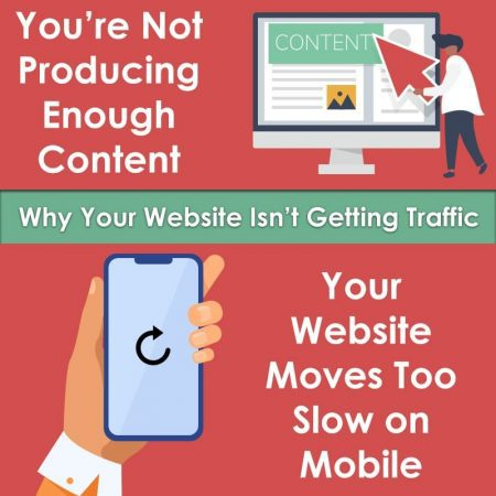 Why Your Website Isn't Getting Traffic