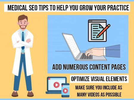 Medical SEO Tips To Help You Grow Your Practice